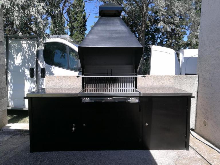 Barbecue sur mesure